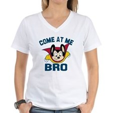 Mighty Mouse Come at Me Bro Shirt