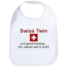 Good Lkg Swiss Twin Bib