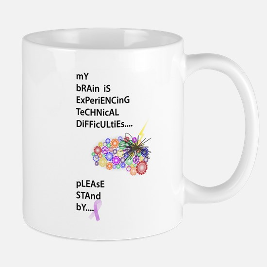 Tech Difficulties Mugs