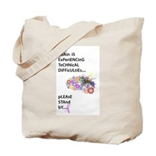Tech Difficulties Tote Bag