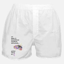 Tech Difficulties Boxer Shorts