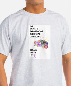 Tech Difficulties T-Shirt