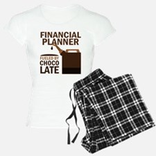 Financial Planner Fueled By Chocolate Pajamas