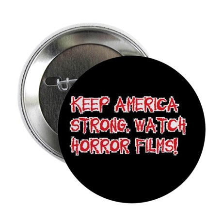 "Keep America Strong Lg Black 2.25"" Button (100 pac"