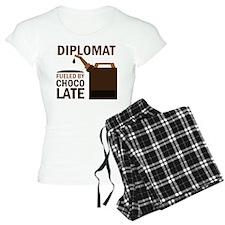 Diplomat Fueled By Chocolate Pajamas