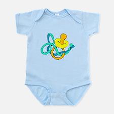Baby Pacifier Body Suit