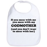 Godmother Cotton Bibs