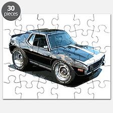 BabyAmericanMuscleCar_74Jav_Black Puzzle