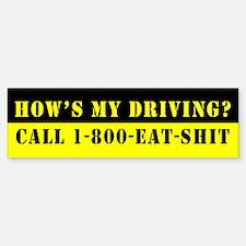 Who they gonna call? Bumper Bumper Bumper Sticker