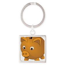Piggy Bank Keychains