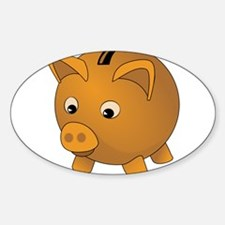 Piggy Bank Decal