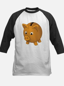 Piggy Bank Baseball Jersey