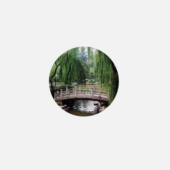 Asian garden, Mini Button