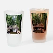 Asian garden, Drinking Glass