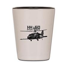 HH-60 Pave Hawk Shot Glass