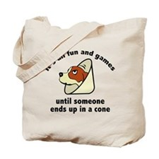 It's All Fun And Games Tote Bag