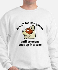 It's All Fun And Games Jumper