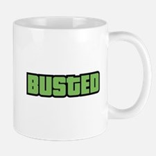 BUSTED Mug