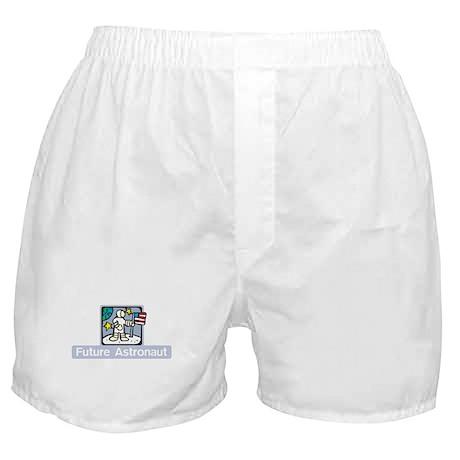 Future Astronaut Kids Boxer Shorts