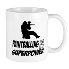 Paintball is my Superpower Mug