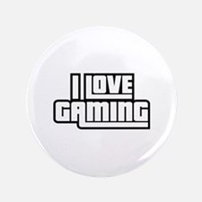"I Love Gaming 3.5"" Button"