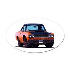BabyAmericanMuscleCar_69_RoadR_Xmas_Orange Oval Ca
