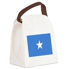Flag of Somalia Canvas Lunch Bag