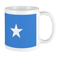 Flag of Somalia Small Mug