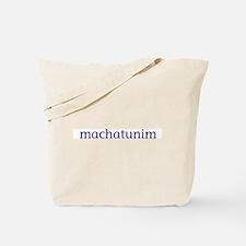 Machatunim Tote Bag