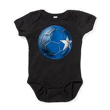 Somalia Football Baby Bodysuit