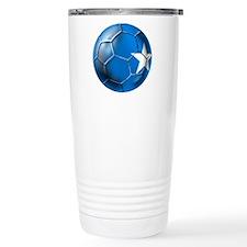 Somalia Football Thermos Mug