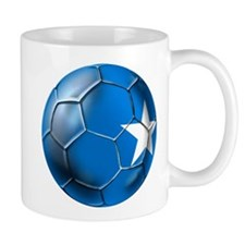 Somalia Football Small Mug