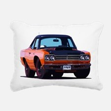 BabyAmericanMuscleCar_69_RoadR_Orange Rectangular