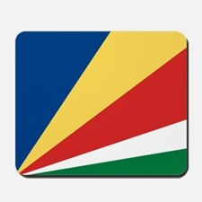 Flag of Seychelles Mousepad