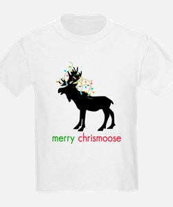 Merry Chrismoose T-Shirt