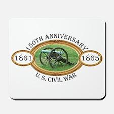 150th Anniversary - U.S. Civil War Mousepad