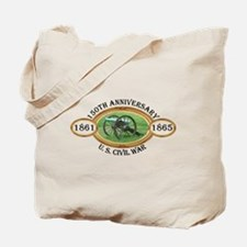 150th Anniversary - U.S. Civil War Tote Bag