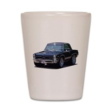 abyAmericanMuscleCar_65GTO_Black Shot Glass