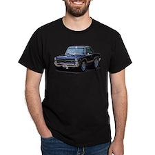 abyAmericanMuscleCar_65GTO_Black T-Shirt