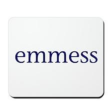 Emmess Mousepad