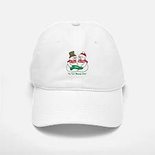 Personalize It Christmas Baseball Baseball Baseball Cap