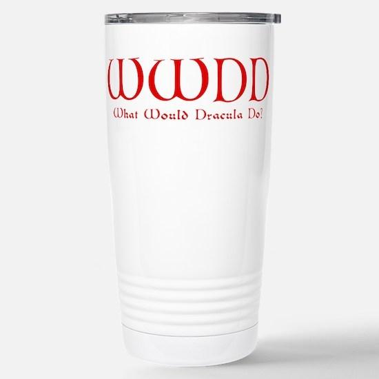 WWDD Travel Mug