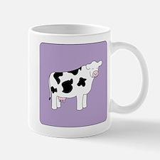 Holstein Cow Mugs