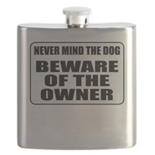 Beware Of The Owner Flask