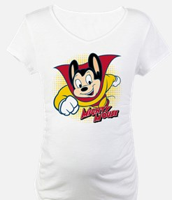 Mighty Mouse Halftone 2 Shirt