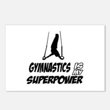 Gymnastics is my Superpower Postcards (Package of