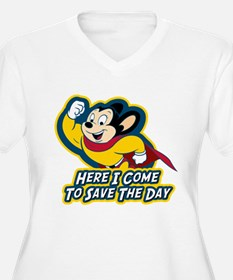 Mighty Mouse Save The Day T-Shirt