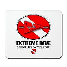 Extreme Dive (Line Marker) Mousepad