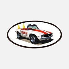 BabyAmericanMuscleCar_69_Cam_PaceCar Patches