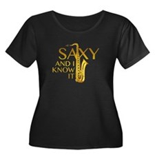 Saxy And I Know It T